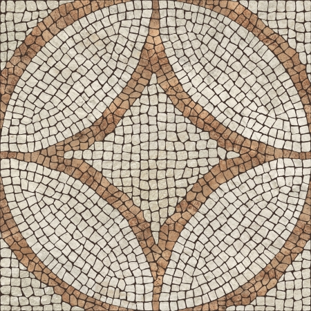 Sardis mosaic - stone mosaic texture   High res   photo
