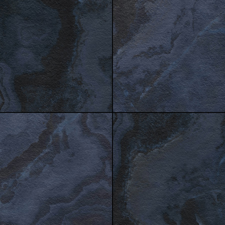 black stone: Four different marble texture.