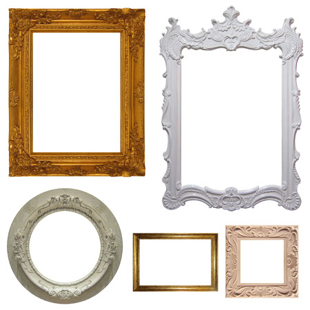 frameworks: Set of picture frames