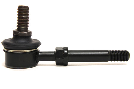 stabilizer: Link stabilizer front on a white background