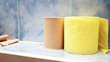 tough: Soft and tough toilet paper