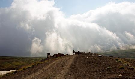 kamchatka: walking tour kamchatka