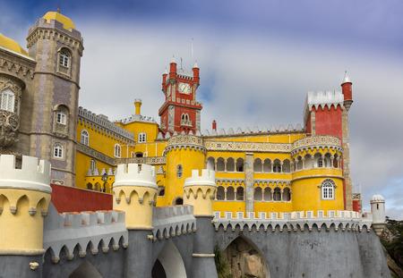 sintra: Pena Palace in Sintra