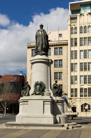 adelaide: monument in Adelaide