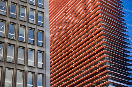parapet: Facade building in Adelaide