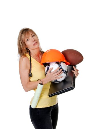 madre trabajadora: M�s de m�ltiples tareas trabajado madre