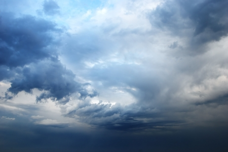 natural moody: Stormy Sky