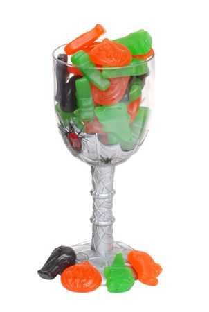 gummi: Halloween vetro gummi caramelle