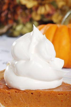 to much whip cream photo
