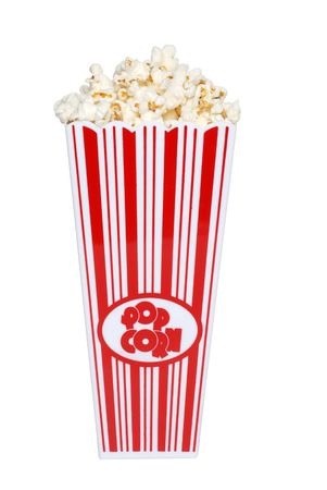 Popcorn In A Container Stock Photo - 5883250