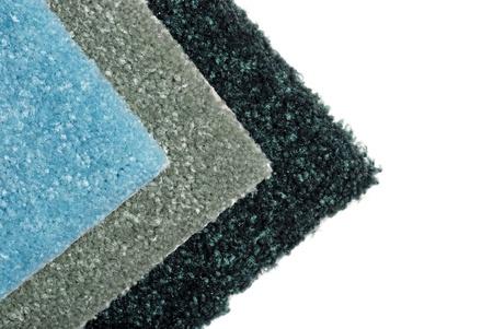 shades of green carpet samples