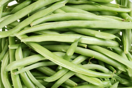 green beans Stock Photo - 8880432