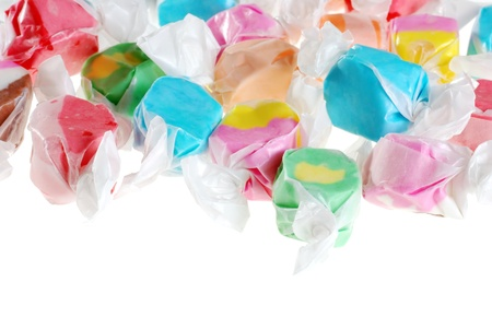 taffy: isolated salt water taffy