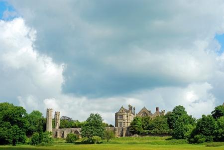 Battle Abbey, Battle, England