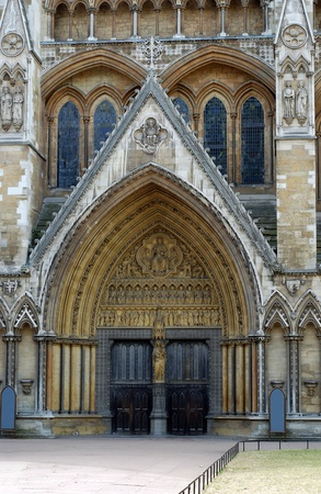 Westminster abbey London england  photo