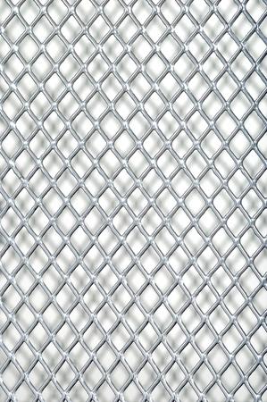 detain: metal mesh background