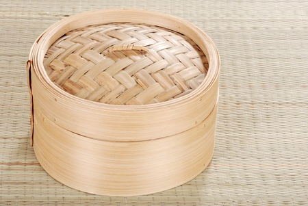 Dumpling basket photo