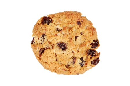 Oatmeal raisin cookie Stock Photo - 14115650