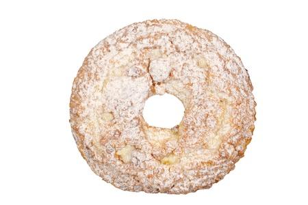 cafe y pastel: lim�n Vista superior del caf� cake