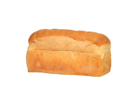 loaf of white bread photo