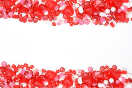 バレンタインのお菓子の境界線
