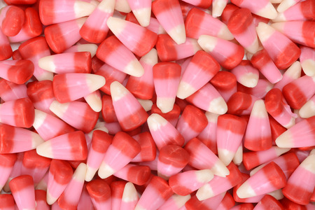 candy corn: valentines candy corn background