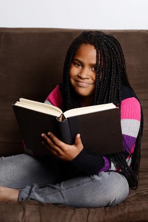행복 한 아이 책을 읽고