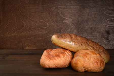 loaves of bread photo
