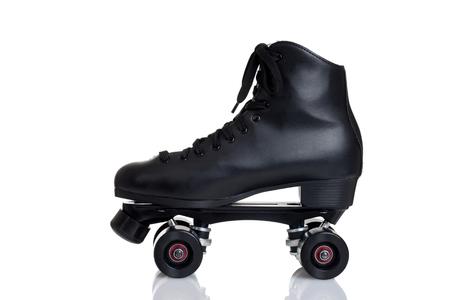 side view mens quad roller skate