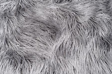 fake faux fur rug background