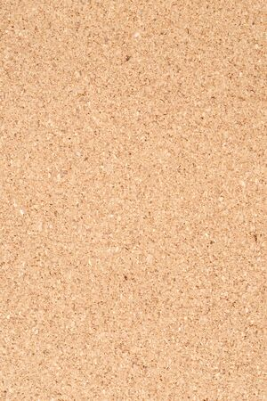 top view cork material background Stock Photo