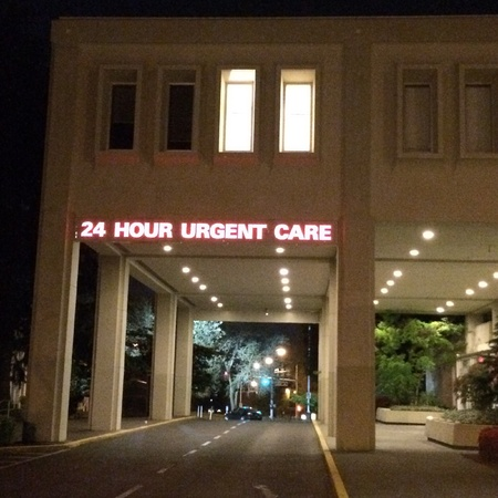 Entry to urgent care
