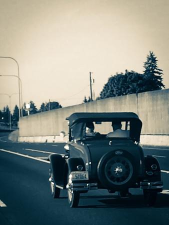Driving through history