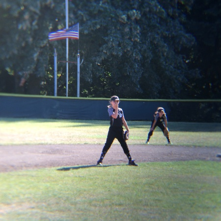outfield: American pasttime