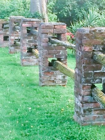 fence: Nostalgic country fence