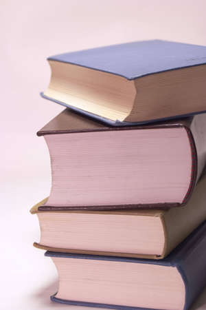 collectibles: Old Books pile
