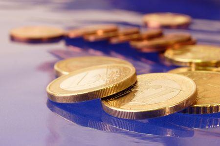 Euro coins. Stock Photo - 226482