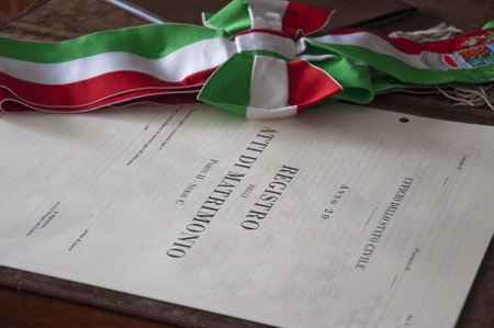 marriage certificate: marriage certificate