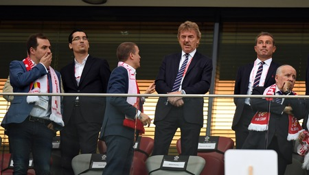 JUNE 10, 2017: 2018 World Cup Qualificationso  p Zbigniew Boniek head of PZPN Editorial