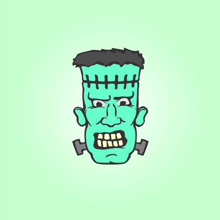 frankenstein: Green Frankenstein Monster