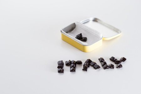 made in italy: italian liquorice candies made in italy