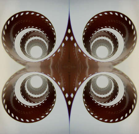 Abstract Film Design