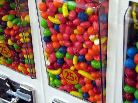Jelly Beans Stockfoto