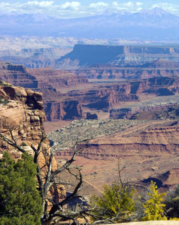 Utah has canyons, rivers and mountains in abundant supply
