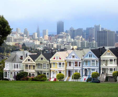 Popular San Francisco scene