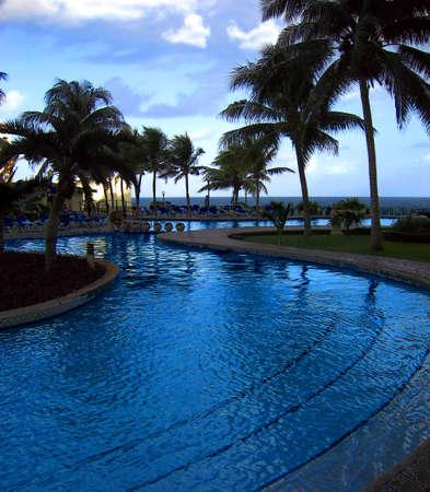 Cancun resorts offer an ocean paradise
