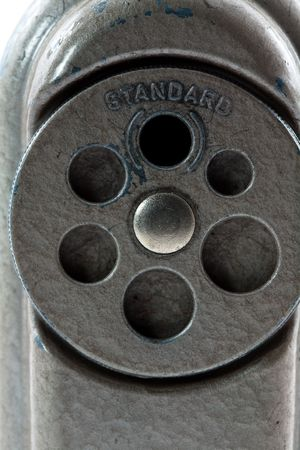 One Standard Size Black Hole - Or, The Pencil Sharpener of Conformity
