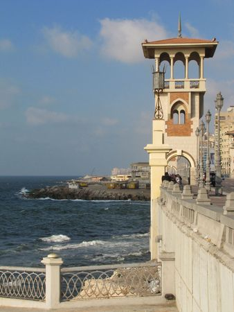 alexandria: Stanley bridge, Alexandria Egypt