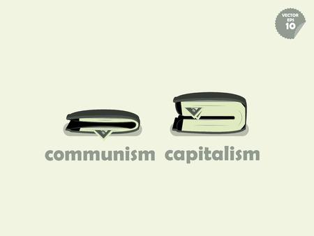 capitalismo: billetera comparaci�n dinero entre el comunismo y el capitalismo