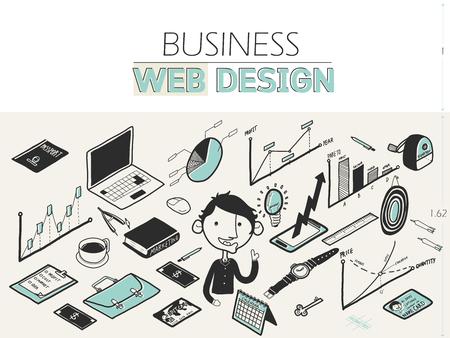 signo pesos: hermoso dibujo a mano alzada estilo de diseño doodle gráfico isométrica de negocios: las ideas creativas. a mano alzada negocio estilo de ilustración del doodle para la web banners, folletos